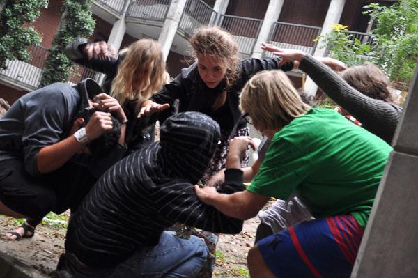 ISW2011: Tag der Präsentation