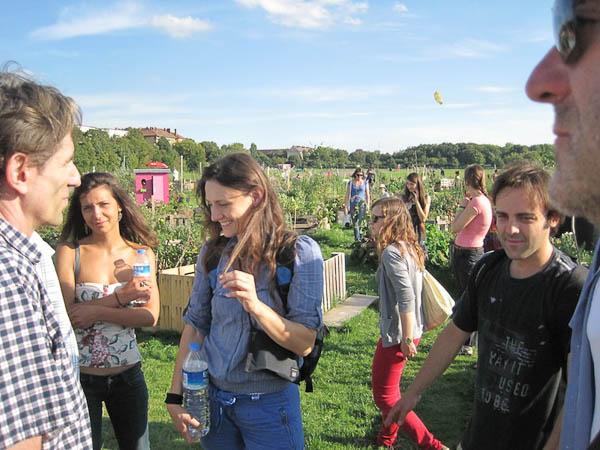 Tempelhof - Allmende Gemeinschaftsgarten