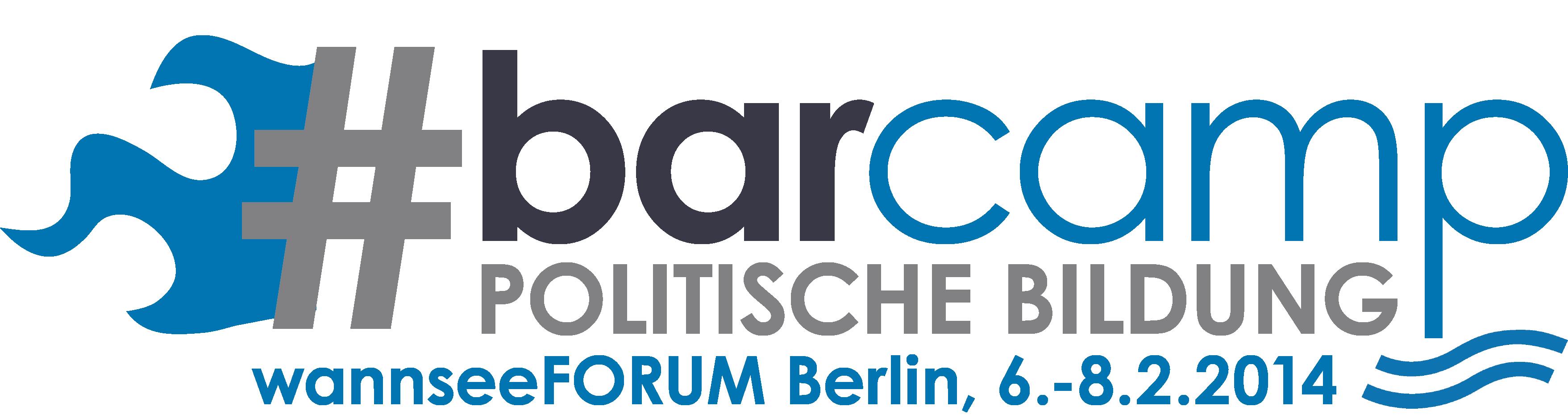 Barcamp politische Bildung 2014, bcpb.de