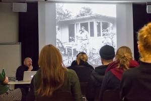 """Fotograf Göran Gnaudschun zu Gast im Seminar """"einfachleben 2016"""""""