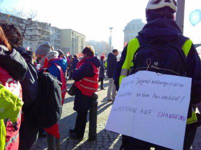 Ist die ver.di Jugendbildungsstätte Berlin-Konradshöhe nicht mehr zu retten?
