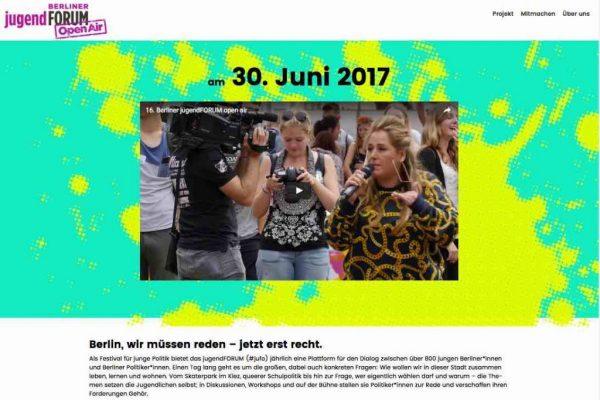 Relaunch #jufo17 digital!