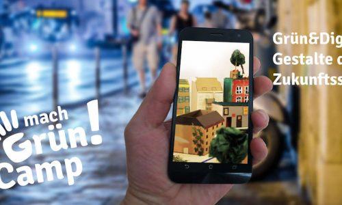 Jetzt bewerben: in den Herbstferien die grüne SmartCity erschaffen!