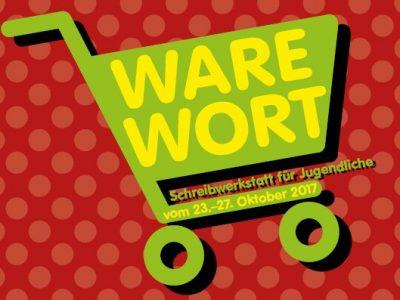 """""""Ware Wort"""" – Schreiben, Slam-Poetry und Graphic Recording bei der Herbstferienschreibwerkstatt"""