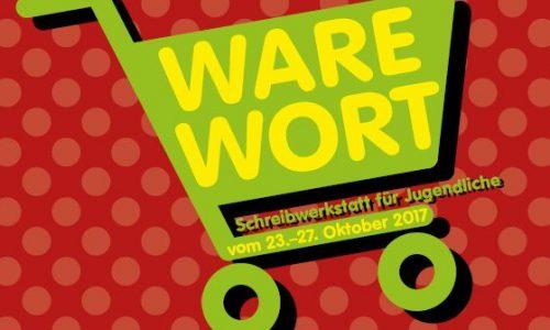 """""""Ware Wort"""" - Schreiben, Slam-Poetry und Graphic Recording bei der Herbstferienschreibwerkstatt"""