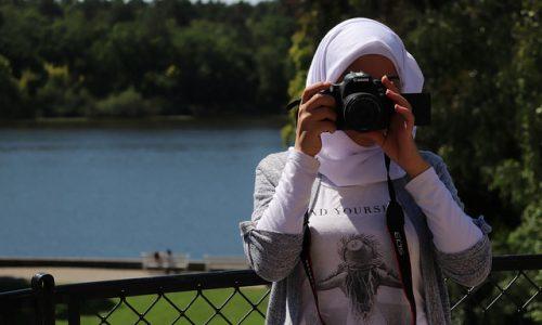 """""""Heimaten"""" – Dein Fotofilm – Projekt für geflüchtete Mädchen und junge Frauen"""