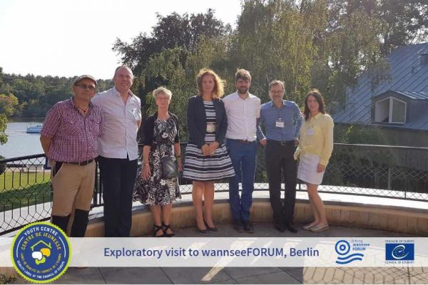 visit of experts of the Council of Europe