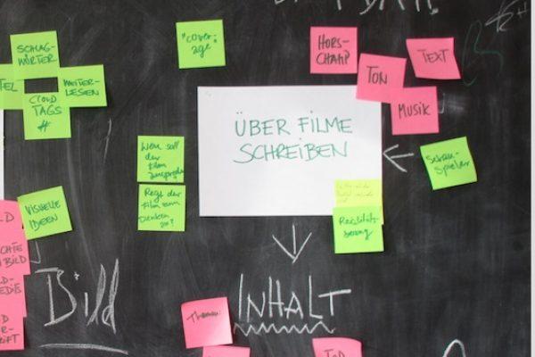 Bild-Politik-Blick: Drehbuch-Workshop zum politischen Film, 14.-.16.12.18