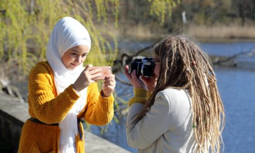"Abschluss-Forum zum bundesweiten Projekt  ""eye_land: heimat, flucht, fotografie"""