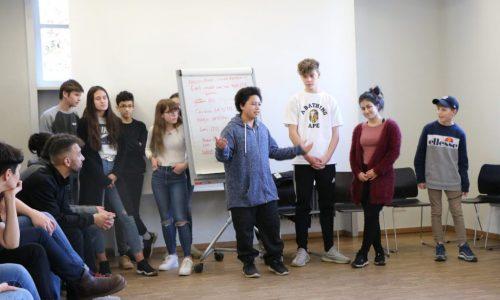 """SV-Seminar """"Solidarität"""" im Februar 2019"""