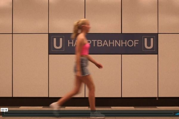 Hin & weg - z.B. von Berlin: Filmseminar mit der Königin-Luise-Stiftung
