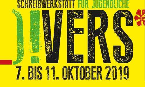 )!ivers – Schreibwerkstatt 2019
