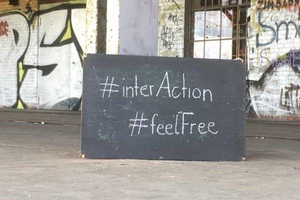 """Leider abgesagt: BilderBewegungBerlin """"#interAction"""""""