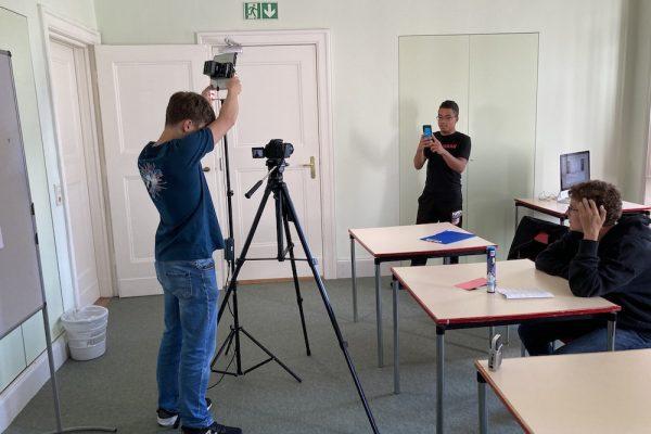 Filmseminar der Königin-Luise-Stiftung
