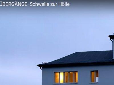 Neues von unseren Gastdozent*innen: ÜBERGÄNGE: SCHWELLE ZUR HÖLLE. Eine Installation zum  76. Jahrestag der Befreiung der Häftlinge des KZ Sachsenhausen