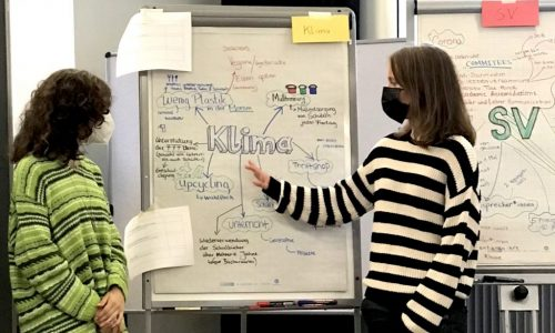 """""""MITMISCHEN POSSIBLE""""/2021 – SV-Arbeit und Nachhaltigkeit"""